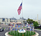Naval Base San Diego Photo
