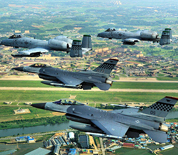 Osan Air Base Photo