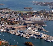 Portsmouth Naval Shipyard Photo