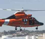 USCG Air Station Los Angeles Photo