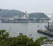 Yokosuka Naval Base Photo