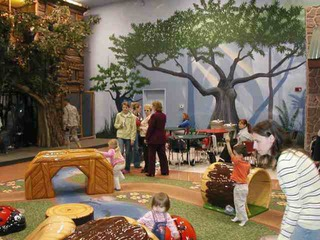 Fort Stewart Directory - Cypress Sams Treehouse Indoor Playland photo number 1
