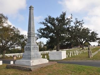 NAS Pensacola Directory - Barrancas National Cemetery photo number 1