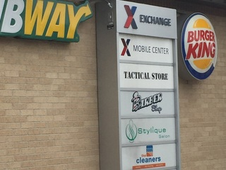 Lackland AFB (Joint Base San Antonio) Directory - North Troop Mall (BX Store) photo number 2
