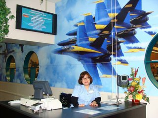 NAS Pensacola Directory - Jetport Cafe - Mainside Chowhall photo number 2